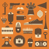 Vector icon Royalty Free Stock Images