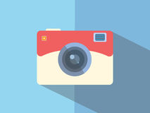 Vector Of Icon Camera. Colorfull, Background, Abstract Stock Photography