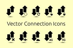 Vector icon Royalty Free Stock Image