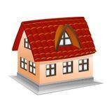 Vector icon. House. Royalty Free Stock Photo