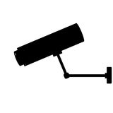 Vector Icon Security Camera Stock Image