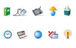 Vector Icons stock illustration