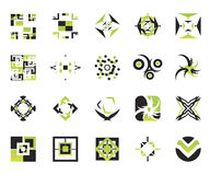 Vector icons - elements 10 Stock Photos
