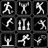 Vector icons - Sport Stock Photos