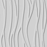 Vector il fondo senza cuciture delle linee, illustrazione di creatività 3D di progettazione di vettore royalty illustrazione gratis