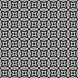 Vector il reticolo senza giunte struttura alla moda moderna Ripetizione delle mattonelle geometriche Immagine Stock Libera da Diritti