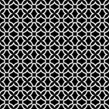 Vector il reticolo senza giunte struttura alla moda moderna Ripetizione delle mattonelle geometriche Fotografie Stock Libere da Diritti
