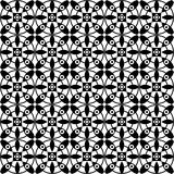 Vector il reticolo senza giunte struttura alla moda moderna Ripetizione delle mattonelle geometriche Immagini Stock