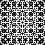 Vector il reticolo senza giunte struttura alla moda moderna Ripetizione delle mattonelle geometriche Fotografia Stock Libera da Diritti
