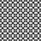 Vector il reticolo senza giunte struttura alla moda moderna Ripetizione delle mattonelle geometriche Fotografie Stock