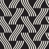 Vector il reticolo senza giunte Struttura astratta alla moda moderna Ripetizione del tilesn geometrico royalty illustrazione gratis
