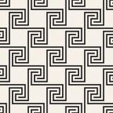 Vector il reticolo senza giunte Struttura astratta alla moda moderna Ripetizione del tilesn geometrico immagini stock libere da diritti