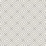 Vector il reticolo senza giunte Struttura astratta alla moda moderna Ripetizione del tilesn geometrico fotografie stock libere da diritti