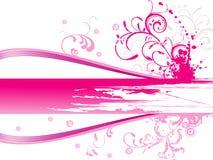 Vector illustratie als achtergrond Royalty-vrije Stock Fotografie