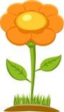 Vector illustratie van bloem vector illustratie