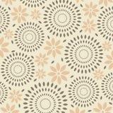 Vector Illustratie van bloem Royalty-vrije Stock Foto