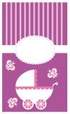 Vector illustratie van een baby Royalty-vrije Stock Afbeelding