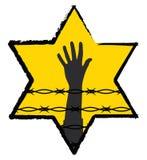 Het symbool van de holocaust Royalty-vrije Stock Afbeeldingen