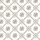 Vector illustratie van Oekraïens naadloos patroon vector illustratie