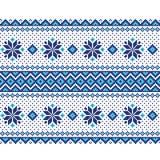 Vector illustratie van Oekraïens naadloos patroon Royalty-vrije Stock Fotografie