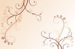 Vector illustratie van takken Royalty-vrije Stock Afbeeldingen