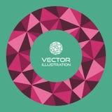 Vector illustratie voor ontwerp Stock Foto's