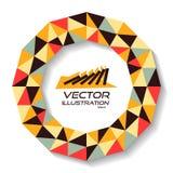 Vector illustratie voor ontwerp Stock Afbeelding
