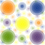 vector illustration of abstract background Royalty Free Stock Photo