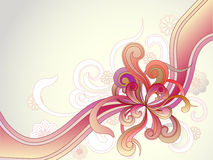 Vector illustration of abstract background Royalty Free Stock Images