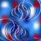vector Illustration of abstract background Stock Photos