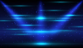 Vector illustration of abstract background Royalty Free Stock Image