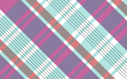 Vector illustration of an abstract background of pink and purple and blue stripes and black lines that intersect with each other i Royalty Free Stock Photography