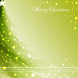 Vector illustration abstract Christmas Background Royalty Free Stock Images