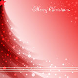 Vector illustration abstract Christmas Background Stock Images