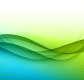 Abstract color banner Stock Photos