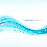Abstract color banner Royalty Free Stock Image