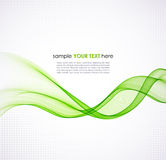 Abstract color banner Stock Image