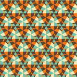 Vector illustration. Abstract geometric background Royalty Free Stock Images