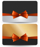 Holiday Background  with  bow Stock Photo