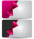 Holiday Background  with  bow Royalty Free Stock Photo