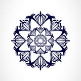 Vector illustration with abstraction. Royalty Free Stock Photos