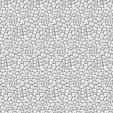 Vector illustration of alligator skin vector pattern nature Stock Image