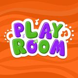 Vector illustration alphabet. Cartoon letters. Playroom kids. Note and circle vector illustration