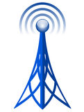 Vector antenna icon Stock Photo