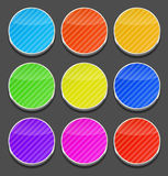 Vector illustration of apps icon Royalty Free Stock Photography