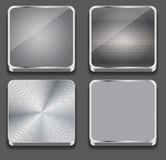 Vector illustration of apps icon Royalty Free Stock Image