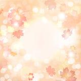 Vector illustration of autumn blurred background. Vector illustration of autumn blurred background, deadwood Stock Image
