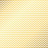 Vector Illustration. Background with golden waves royalty free illustration
