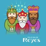 Happy Epiphany. Royalty Free Stock Photo