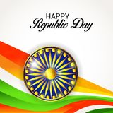 26 January, Republic Day Celebration in India. Stock Photography